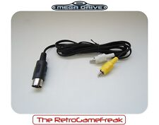 ■■■ Sega Megadrive 1: Multi Out Cable / AV Cable / AV Cinch / Tulp (NEW) ■■