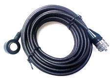 RG-58A/U Fire-Flex® Coax w/ Fire-Ring (9 feet) K-8R9
