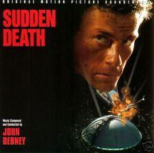 Sudden Death - 1995- Original Movie Soundtrack CD