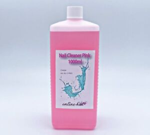 Nail Cleaner Pink 1000 ml
