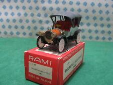 Vintage Rami   -  DELAUNAY Belleville 1904   - 1/43  France