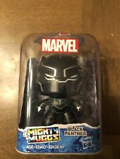 Marvel Mighty Muggs Black Panther #7 Face Changing Ability (8)!