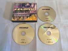 Techno Dance & Electronica Box Set Music CDs
