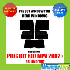 Peugeot Rear Car Styling Window Shades & Tints