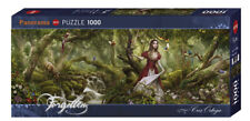 CRIS ORTEGA - FOREST SONG - Heye Panorama Puzzle 29869 - 1000 Pcs.