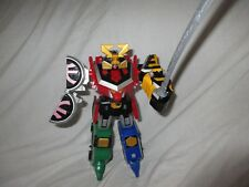 Power rangers super Samurai  complete megazord with sword