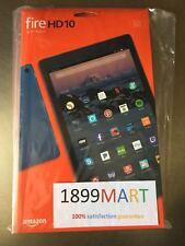 Brand New Amazon Kindle Fire HD 10 hands free Alexa 32GB 7th Gen 2017 Blue