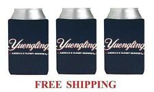 Yuengling Brewery 3 Beer Can Huggie Cooler Coozie Coolie Koozie New