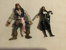PIRATES OF THE CARIBBEAN 6in FIGURES
