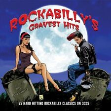 Rockabilly's Gravest Hits - 75 Hard Hitting Rockabilly Classics 3CD NEW/SEALED