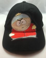 South Park Cartman Comedy Central  I'm Not Fat I'm Big Boned Black Hat Cap 98
