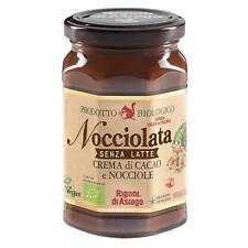 Nocciolata sans Lait Bio Rigoni Di Asiago - Crème à Tartiner 270 Gr Bio