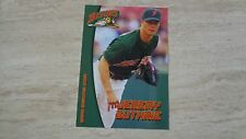2003 Buffalo Bisons Team-Issued Color Photo - Jeremy Guthrie  Cleveland Indians
