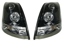 Volvo VNL Halogen Headlights 2004-2015 OEM Replacements 1 Pair DOT SAE Compliant