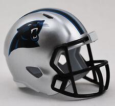 NEW NFL American Football Riddell SPEED Pocket Pro Helmet CAROLINA PANTHERS