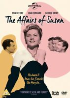 Nuevo The Affairs Of Susan DVD