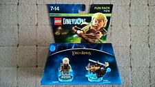 LEGO DIMENSIONS 71219 - LEGOLAS LORD OF THE RINGS - FUN PACK - BRAND NEW/SEALED