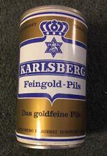 New listing Karlsberg Feingold Pils Beer Can