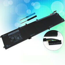 Battery for Dell Precision 5510 Dell XPS 15 9550 Replace for P/N: 4GVGH 1P6KD
