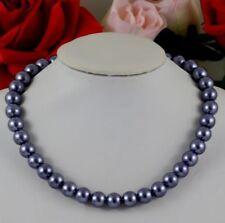 Künstliche Modeschmuck-Halsketten & -Anhänger mit Perlen