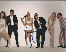 Robin Thicke Sexy Signed Authentic Autographed 8x10 Photo COA
