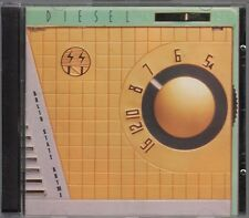 DIESEL - Solid State Rhyme - CD: Limited Edition, Numbered Gold disc 28049