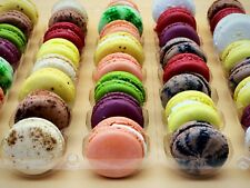 Gluten Free Assorted 24 Pack French Macarons| birthday party, bridal shower