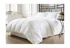 KingLinen White Down Alternative Comforter Duvet Insert King