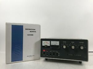 Yaesu FL-2100B Linear Amplifier —Ham Radio