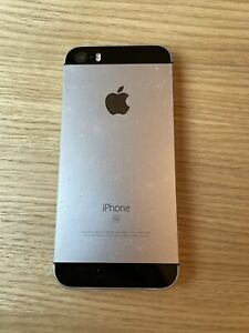 Apple iPhone SE - 16GB - Space Gray (Unlocked) A1662 (CDMA + GSM) - 84% Battery