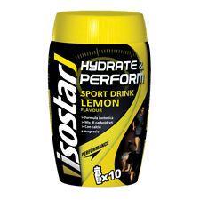 ISOSTAD HYDRATE & PERFORM 400 GR Limone