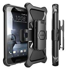 Case Cover For HTC 10 Hard Hybrid Shockproof Bumper Cover Kickstand Belt Clip