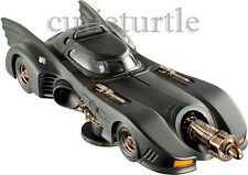 Hot Wheels Elite Cult Classics 1992 Batman Returns Batmobile 1:18 BLY24 Black