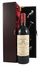 1988 CHATEAU LA Lagoon 1988 vintage vin rouge
