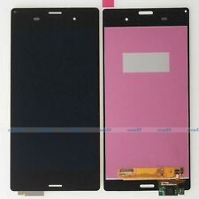 NEW Black Touch Screen Lcd Display Assembly For Sony Xperia Z3 D6603 D6643 D6616