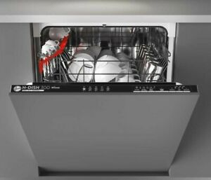 BRAND NEW Hoover HDIN2L360PB 60cm Fully Integrated Dishwasher - 39' Wash & Dry!