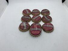 10 Celis Raspberry Beer Bottle Caps Celis Brewery Austin Texas
