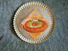 """Kaiser Fluted Flan Pan Tort Pan Original Kaiser Backform Made in Germany 11"""""""