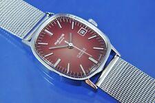 Vintage Retro Renis Gents Ladies Mechanical Watch 1960S NOS Brand New Old Stock