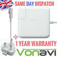 NEW Genuine Apple MacBook Pro Magsafe 1 60W Power Adapter Charger A1344 MC461B/A