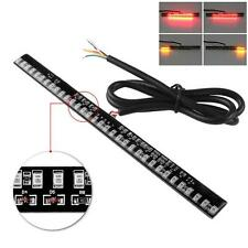 Universal LED Motorbike Motorcycle Indicators Light - Strips 33 Leds Cock