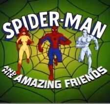 Complete 1981 Spider-Man And His Amazing Friends Animated Series On Dvd