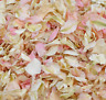 Glassine Bags & Throw Me Stickers Pink Petal Biodegradable Confetti Eco Fall
