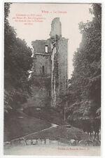 Le Donjon Vire Normandy France 1910s postcard