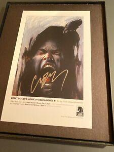 Corey Taylor Signature