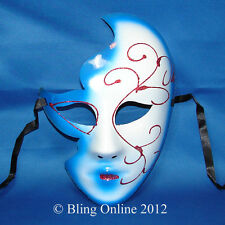 MASQUERADE FANCY DRESS PARTY VENETIAN BALL FACE MASK CARNIVAL NEW YEAR EVE PARTY