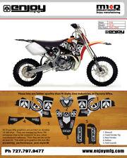 Element Motocross Graphics KTM SX 65 2002-2008 Dirt Bike Graphics Decal Deco