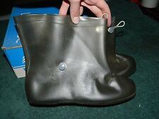 NIB LA CROSSE Weatherproof Slip On Rubber Boot Size 5