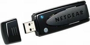 NETGEAR N600 WIRELESS DUAL BAND USB ADAPTER - WNDA3100v2 - UNBOXED