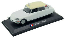 Citroen DS 19 - Paris Taxi - France 1968 - 1/43